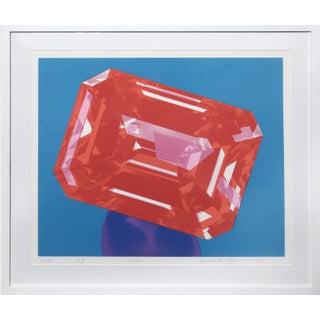 Richard Bernstein, Ruby, Silkscreen