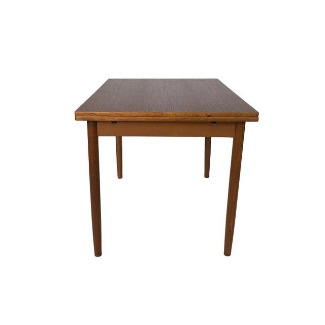 Vintage 1960s Danish Teak Dining Table Chairish