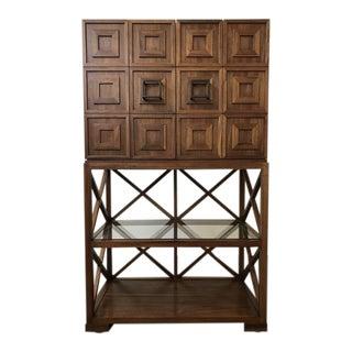 Vanguard Michael Weiss Bar Cabinet