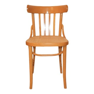 Cane Seat Bentwood Side Chair