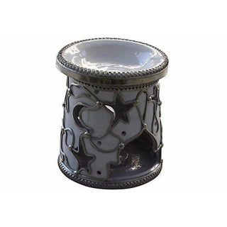 Moroccan Ceramic Candle Holder