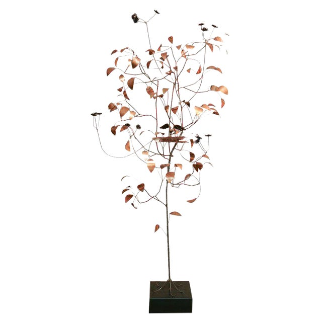 Tree Sculpture by Curtis Jere - Image 1 of 7