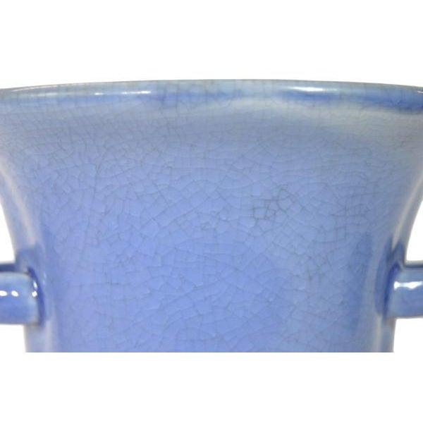 Chinese Blue Celadon Planter - Image 3 of 6