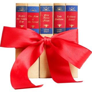 Zane Grey Novels Gift Set - Set of 5