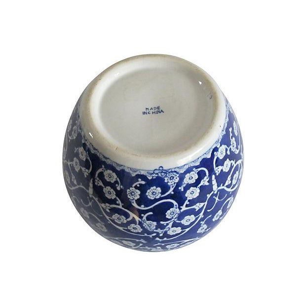 Chinese Blue & White Vase - Image 4 of 4