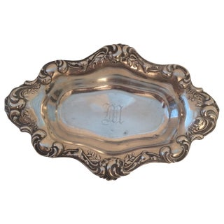 Sterling Silver Small Dish