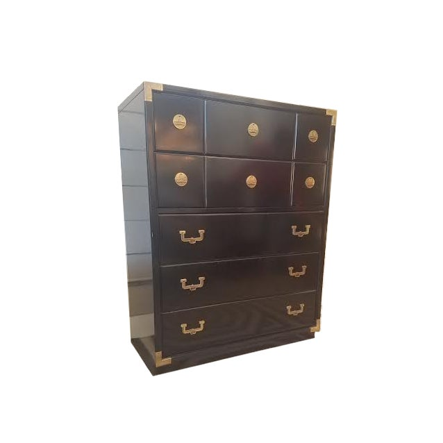 Image of Huntley by Thomasville 5-Drawer Campaign Dresser