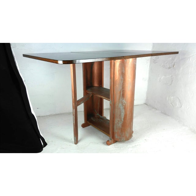 Mid Century Modern Gateleg Table - Image 7 of 10