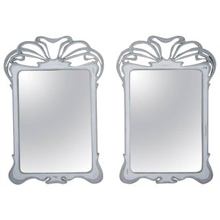 Regency Style Mirrors - A Pair