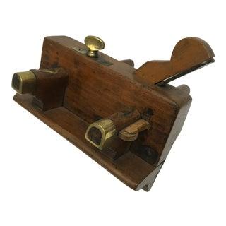 Antique English Wood Planer