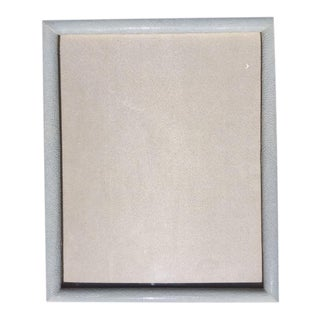 Baby Blue Shagreen Picture Frame