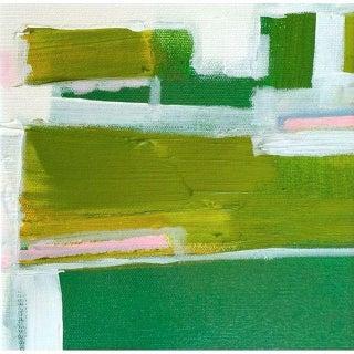 'TROPiCANA' original abstract painting by Linnea Heide