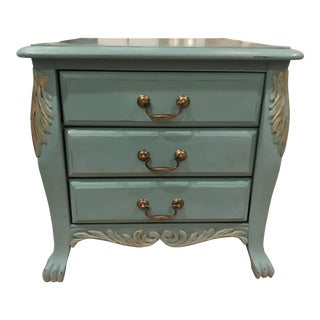 French Style 3 Drawer Commode