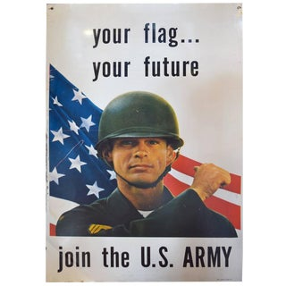 United States Army Recruitment Sign