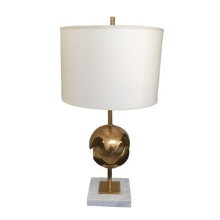 Jonathan Adler Marais Brass Table Lamp