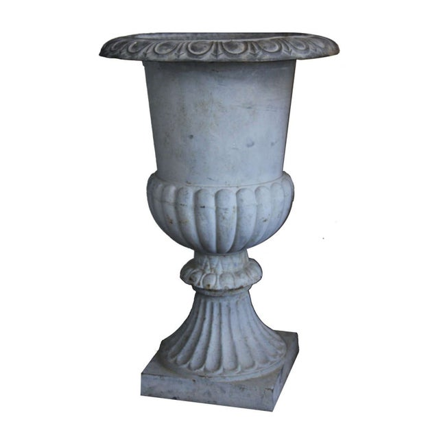 Monumental French Urns - A Pair - Image 3 of 5