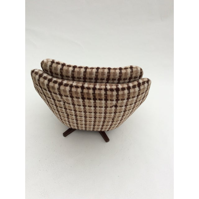 Image of Parker Knoll Swivel Chair