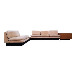 Vintage Adrian Pearsall Sectional Sofa