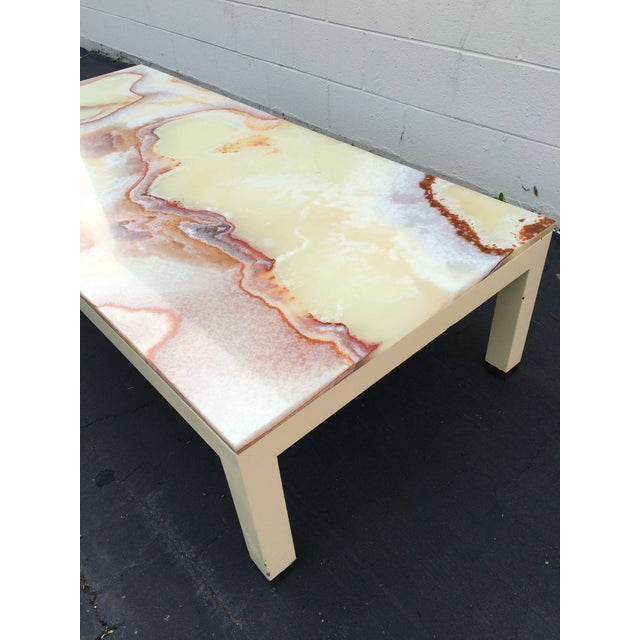 Onyx Parsons Coffee Table - Image 7 of 11