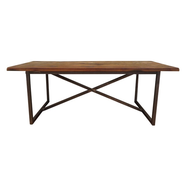 """Image of Timothy Oulton """"Axel"""" Dining Table"""