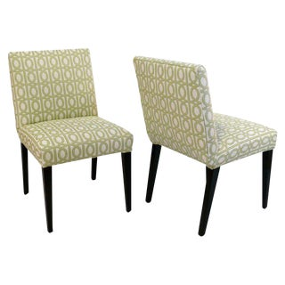 Pair of T.H. Robsjohn-Gibbings Slipper Chairs