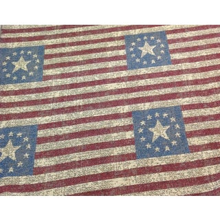 Jonathan Louis Americana Chenille Fabric - 5 Yards