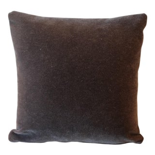 Maharam Mohair Pillow Cover