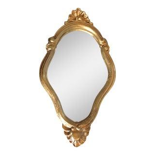 Vintage Florentine Gilt Mirror