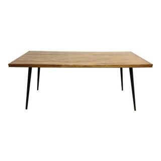 Mid-Century Modern Rosewood Table Desk