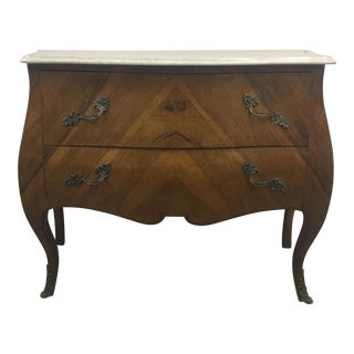 French Bombe Commode Chest