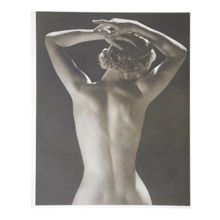 Vintage Nude Photogravure C.1941-Parisian Women+