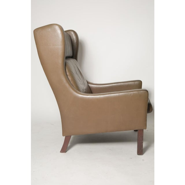 Borge Mogensen Wingback Chairs - Set of Two - Image 5 of 7