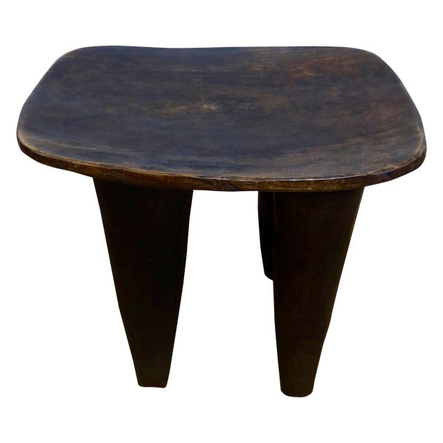 Image of Handmade African Table
