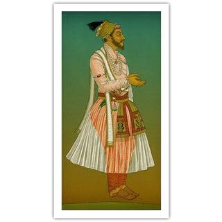 Antique 'Mughal 2' Archival Print
