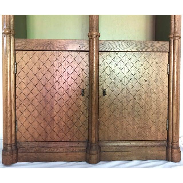 Drexel Mid-Century Bookcase - Image 4 of 7