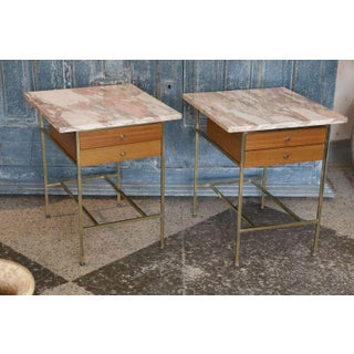 Pair of Paul McCobb Irwin Collection End Tables