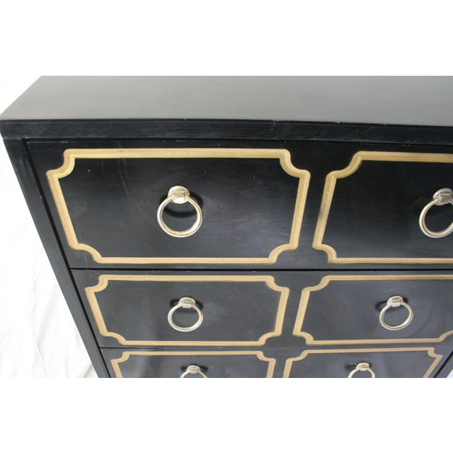 Image of Dorothy Draper Style Chest of Drawers