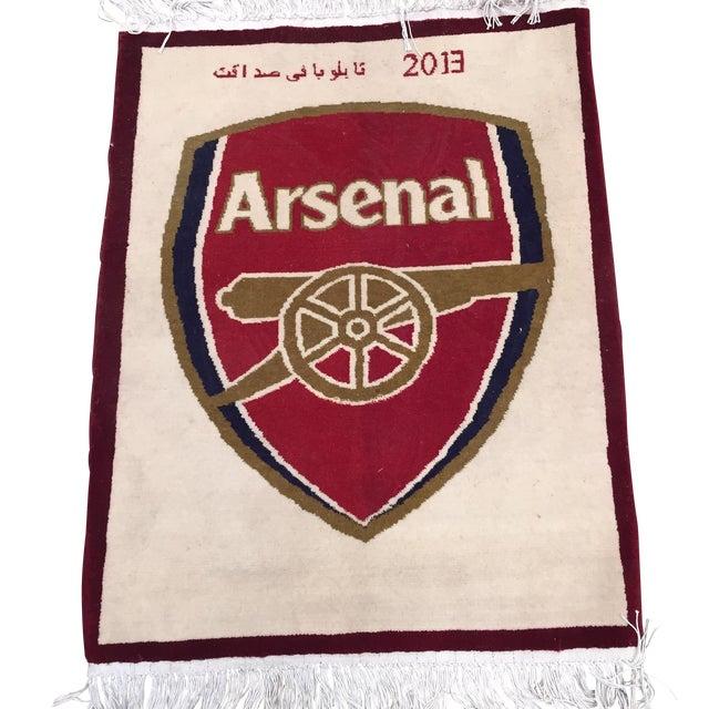 "Arsenal Hand Made Persian Rug - 1'11"" x 1'8"" - Image 1 of 9"