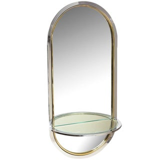 Pace Racetrack Arched Wall Mirror