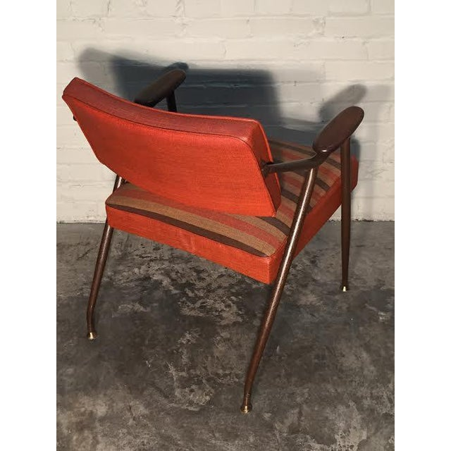Viko by Baumritter Mid-Century Modern Lounge Chair - Image 3 of 11