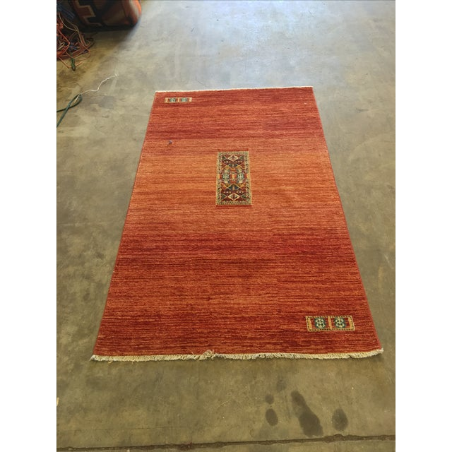 "Gabeh Persian Rug - 3'5"" x 5'11"" - Image 2 of 11"