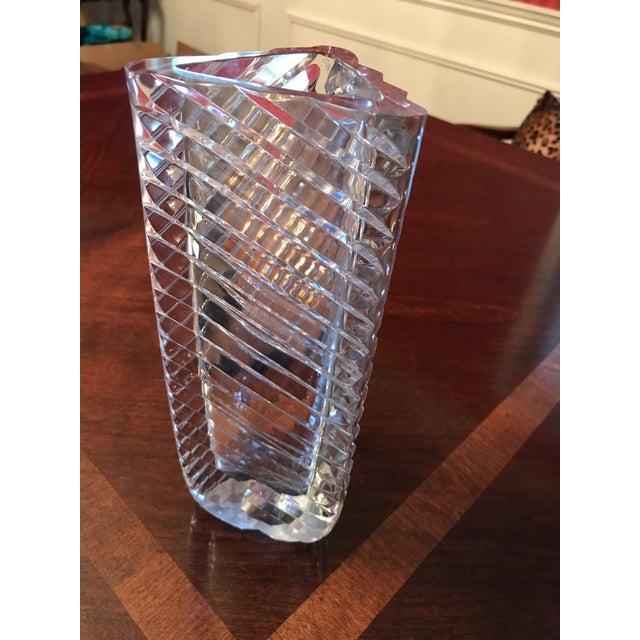Miller Rogsika Crystal Vase - Image 3 of 5