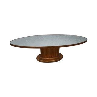 Vintage Hollywood Regency Gilt Wood Coffee Table
