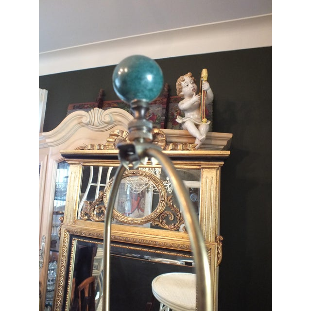 Image of Antique Asian Famille Rose Lamp