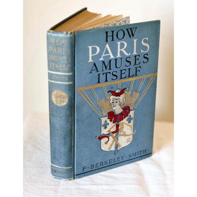 Image of How Paris Amuses Itself