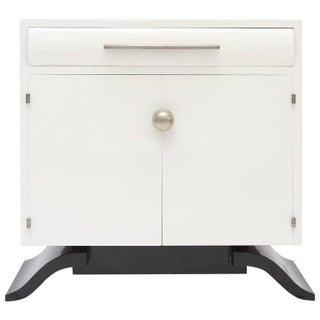 Belgian Art Deco Cabinet