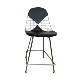 Modernica H Base Wire Mesh Counter Stool