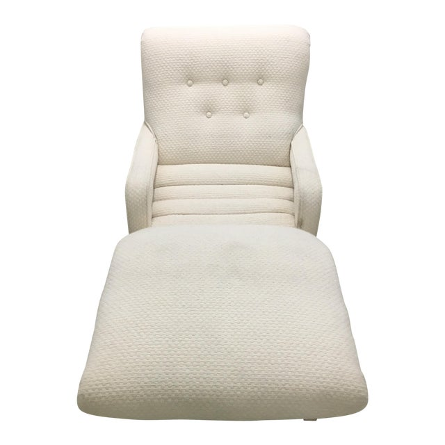 Image of Contour Reclining Chaise Lounge