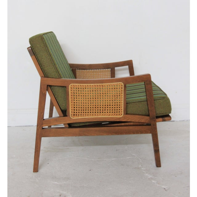 Vintage Mid Century Modern Lounge Chair - Image 2 of 5