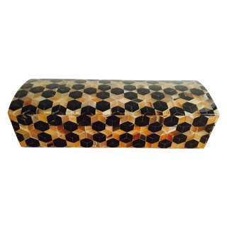 Bone Mosaic Trinket Jewelry Box